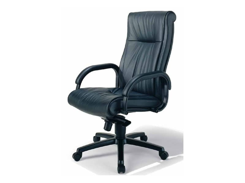 Sedie con ruote sede centrale azienda idfdesign for Poltrona ufficio design