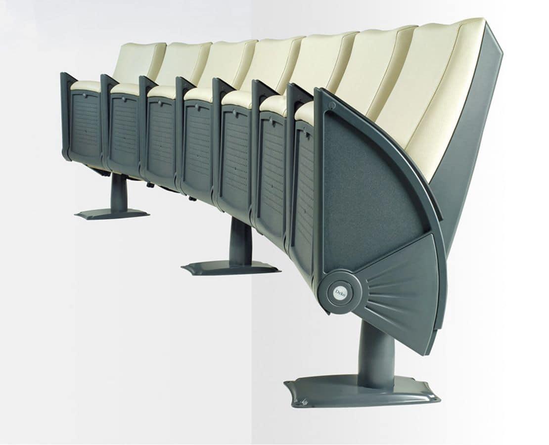 Sedute Poltrone Cinema Teatro Auditorium  IDFdesign