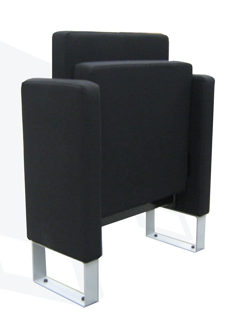 Movia 2014, Poltrona con sedile ribaltabile per auditorium