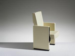 MURA, Poltrona per cinema con sedile e schienale reclinabili