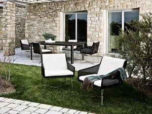 Immagine di Avalon poltrona lounge, poltroncina-rattan
