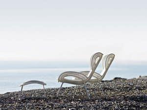 Immagine di Loop poltrona bergere', poltroncina-intrecciata