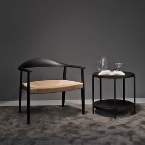 Odyss�e XL, Poltroncina design, seduta larga, versione comfort