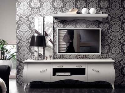 Mobili Per Televisione Design ~ Idee Creative di Interni e Mobili