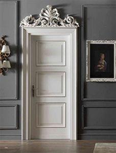 Carracci Art. 2016/QQ, Porta con intagli barocchi