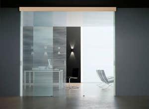 Immagine di SIMPLEX porte scorrevoli, porta per muratura