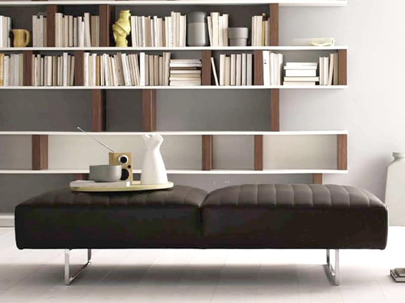 Pouf Rotondo Imbottito Hollywood Bonaldo : Tavolino salotto essenza kubo idee per il design della casa