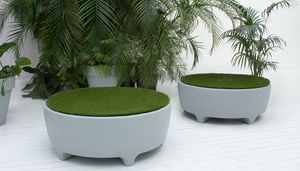 Oasis, Panca multifunzione per giardino