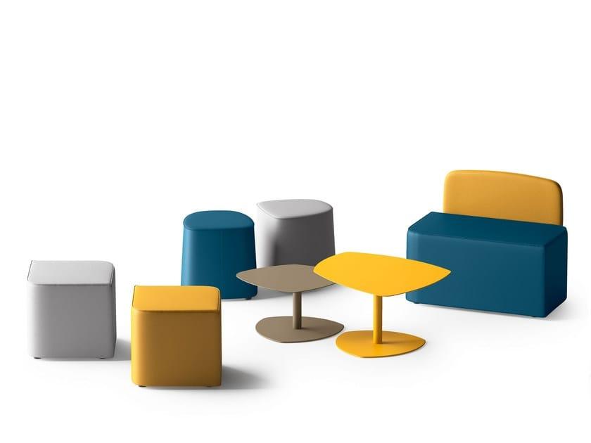 Sedute per sale d attesa prezzi panca con sedute in for Fenice design sedie ufficio