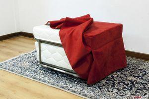 Pouf letto, Pouf transformabile in letto singolo sfoderabile