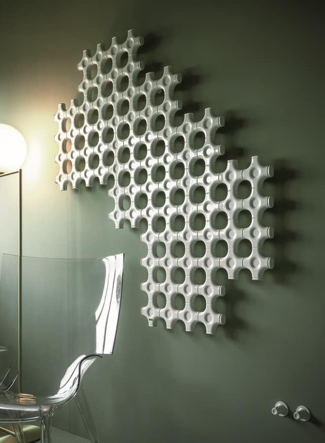 Add-On, Radiatore per bagno, dimensione su misura, forma personalizzabile