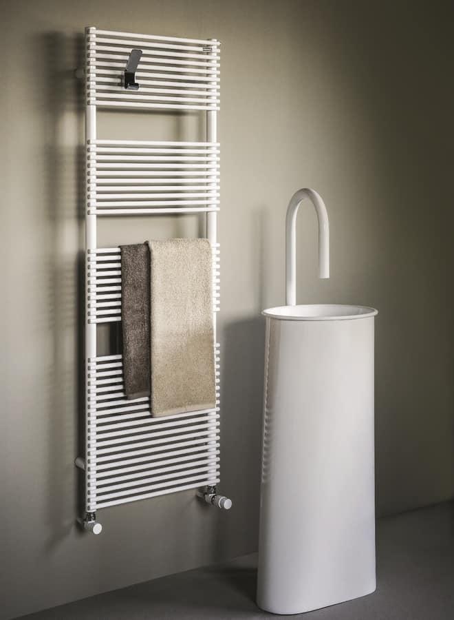 Bath 14, Radiatore per bagni, disponibile in vari colori