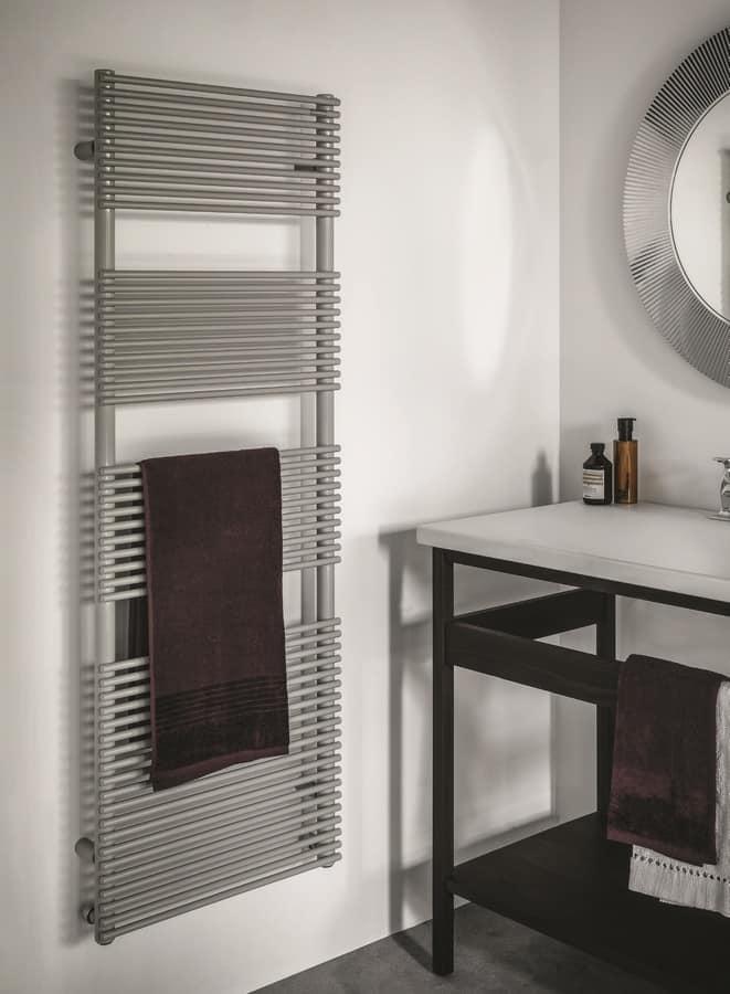 radiatore per bagni disponibile in vari colori idfdesign. Black Bedroom Furniture Sets. Home Design Ideas