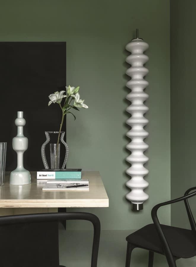 Termosifoni dal design moderno freestanding idfdesign for Calorifero d arredo