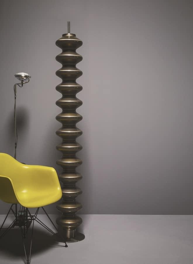 Milano, Termosifoni dal design moderno, freestanding