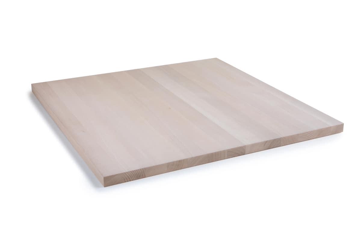Ripiani In Legno Per Tavoli : Piani per tavolo in legno massiccio idfdesign