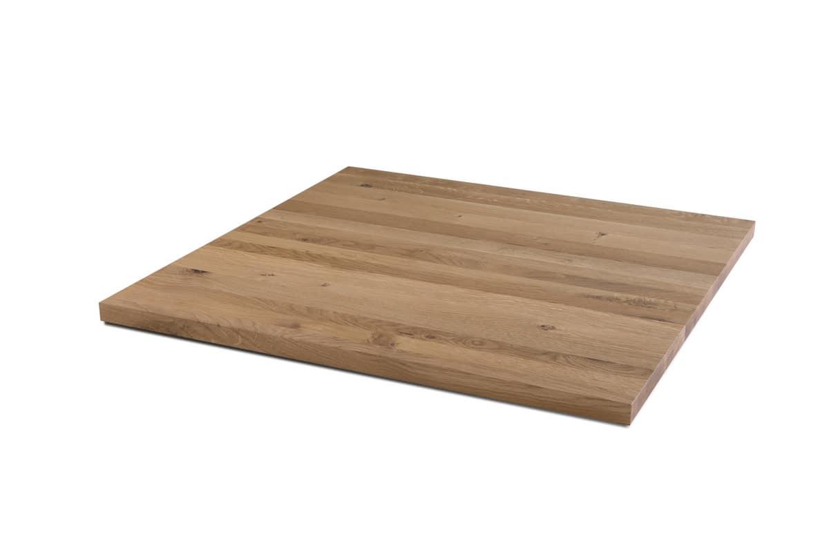 Ripiani In Legno Per Tavoli : Piano per tavolo bar e ristorante in legno massiccio idfdesign