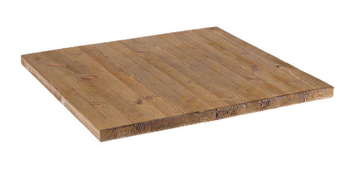 Piano tavolo in massello pino anticato, Piano tavolo in massello pino anticato