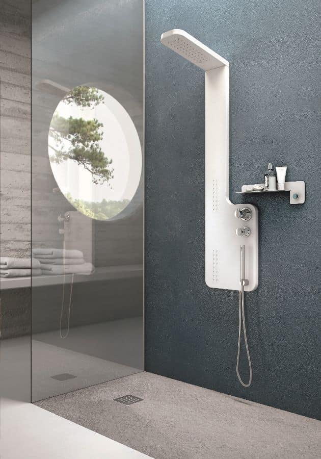 Colonna per doccia moderna e funzionale, per box-doccia  IDFdesign