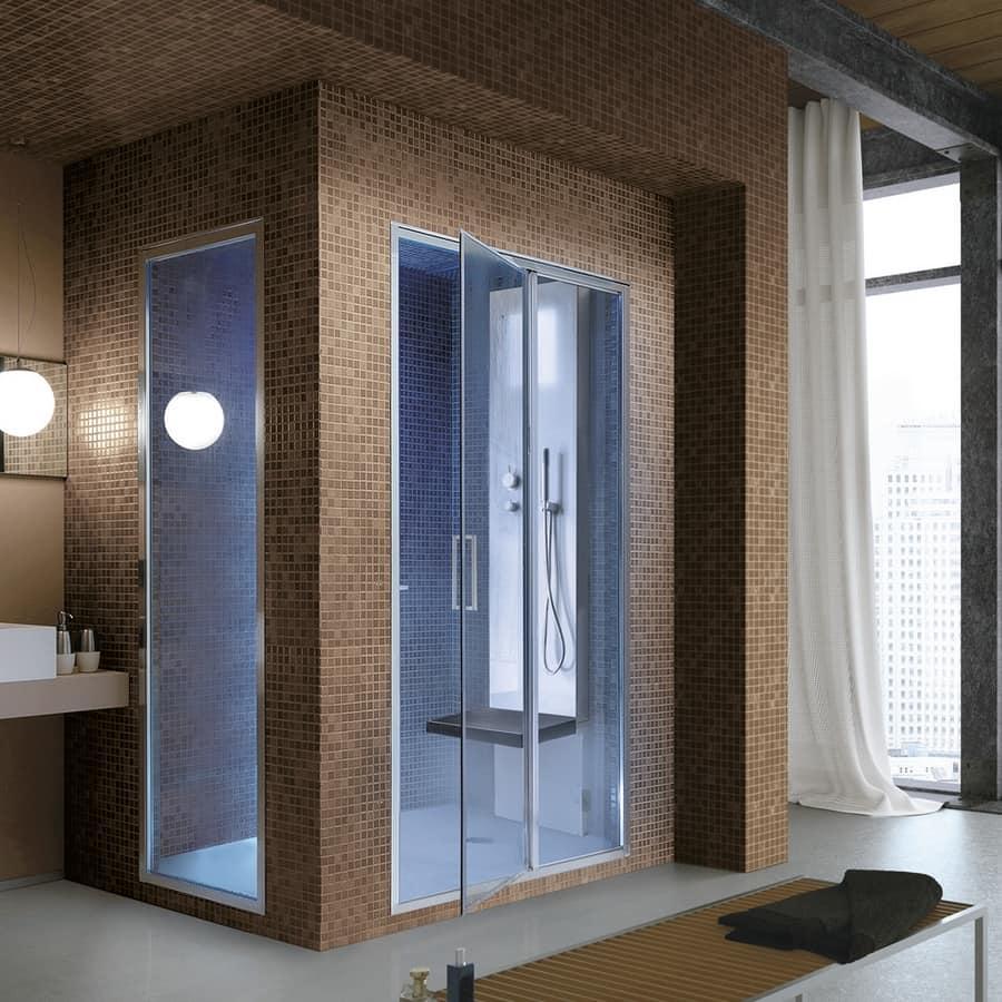Miscelatore cromato con nebulizzante per bagni alberghi idfdesign - Bagni per alberghi ...