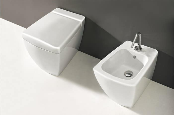 Wc con coprivaso e bidet idfdesign for Wc con bidet