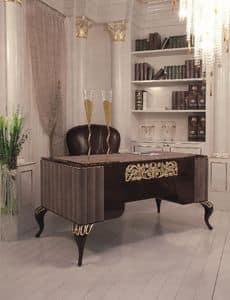 Art. 103, Scrivania presidenziale per ufficio, stile classico di lusso