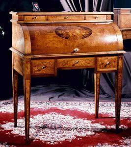 Art. 180 Musica, Scrittoio secretarie in legno pregiato
