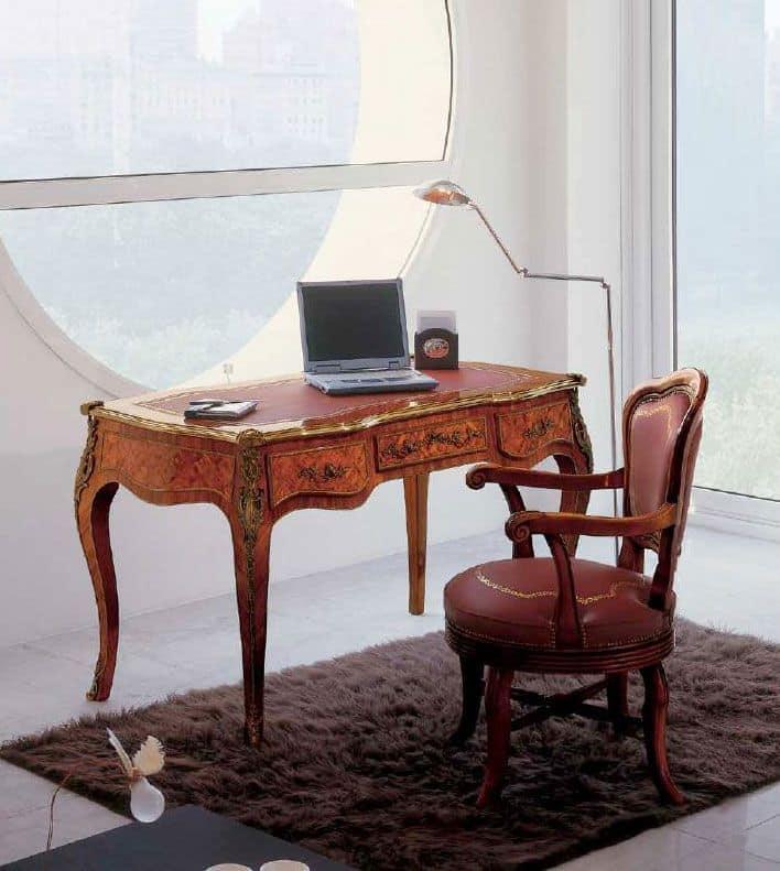 ... Su Scrivania Per Ufficio Con Piano In Marmo Nevada on Pinterest