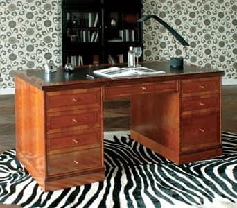 Scrivania in stile colors cubica scrivania - Scrivanie legno design ...