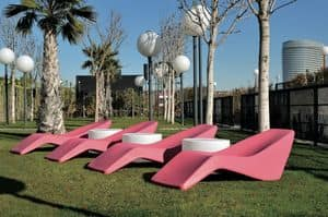 Immagine di Copacabana chaise longue, lettini-piscina