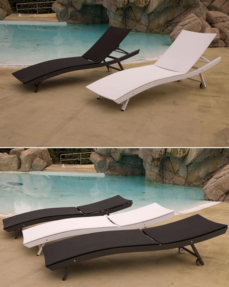 Sedute sdraio e lettini idf - Lettini piscina ...