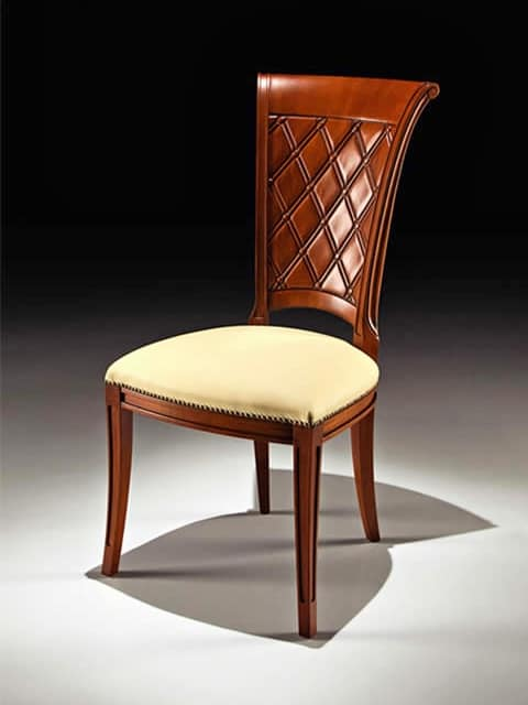 Art 1308 s sedie capotavola hall idfdesign - Sedie capotavola ...