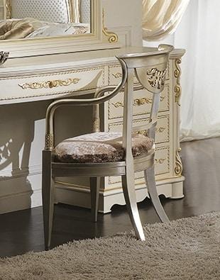Sedia classica per camere da letto | IDFdesign