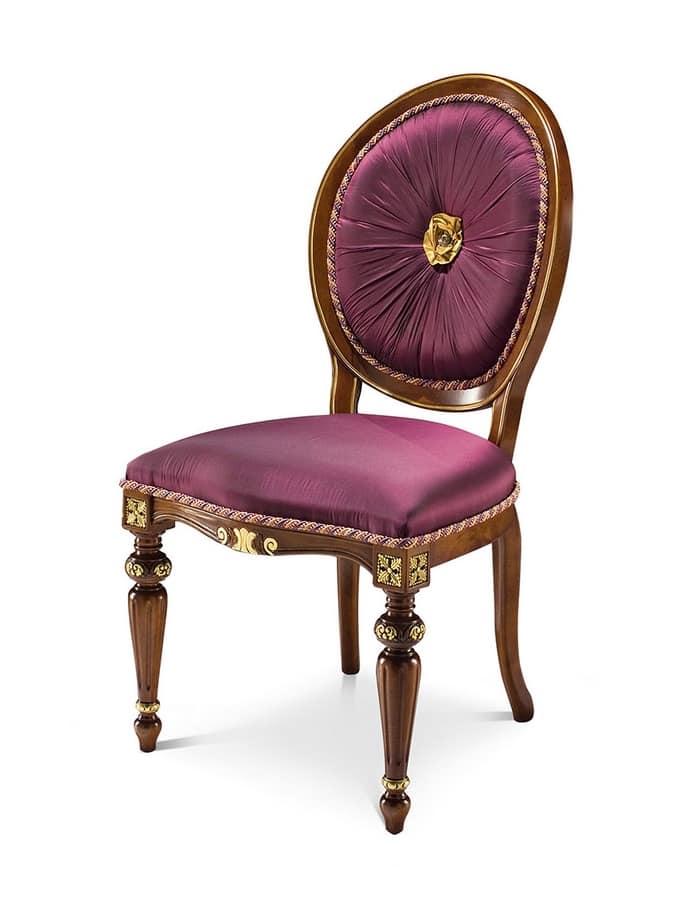 Art 4008 s sedie capotavola albergo idfdesign - Sedie capotavola ...