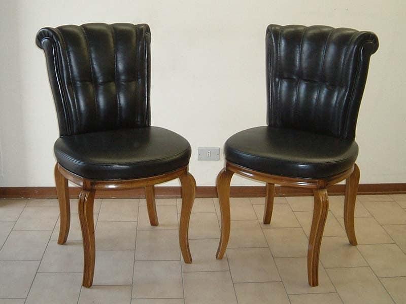 sedie classiche eleganti e confortevoli idfdesign