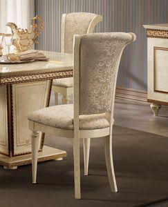Fantasia sedia, Lussuosa sedia da pranzo, in stile neoclassico
