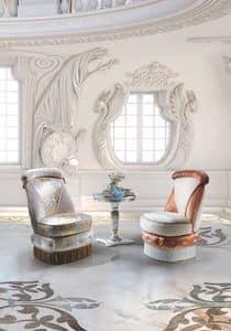 Lisa C/366/3, Poltrona classica di lusso