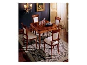 Maggiolini sedia 538, Sedia da pranzo in stile classico