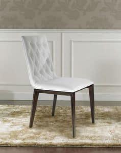 Matisse, Sedia di lusso con imbottitura capitonnè sullo schienale