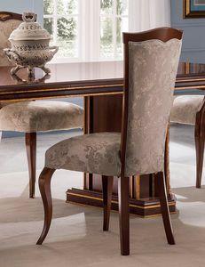 Modigliani sedia, Sedia da pranzo in stile impero