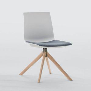 AIRA, Collezione di sedute personalizzabile per ogni esigenza