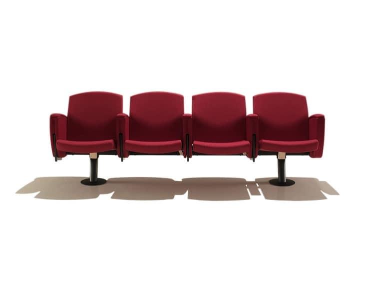 Kadenza, Sedute conferenza
