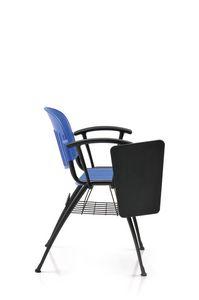 Seating 233, Sedia agganciabile in PVC per sale conferenza