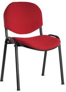 Conferenza imbottita, Comoda sedia impilabile per auditorium