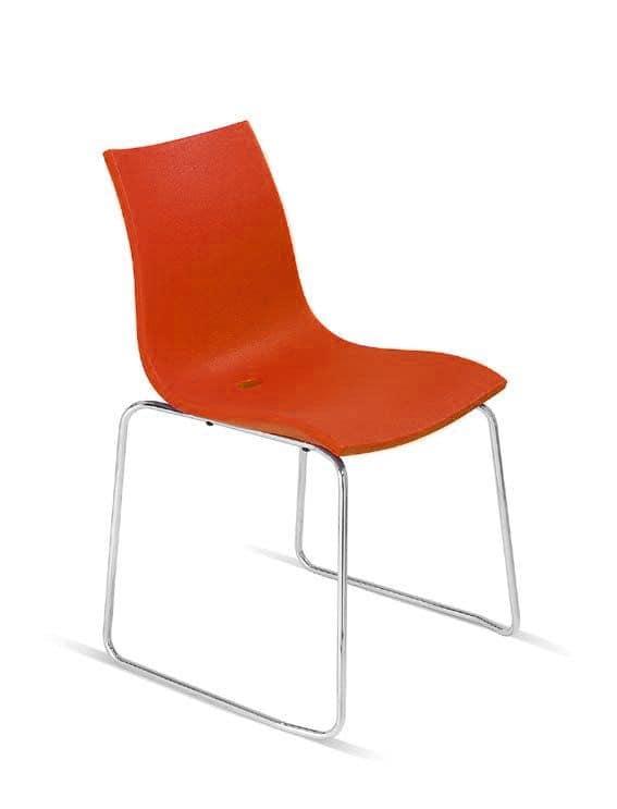 sedie conferenze usate: sedia da ristorante o riunione in legno ... - Sedie Per Conferenze Usate