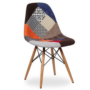 674 CHAIR, Sedie patchwork