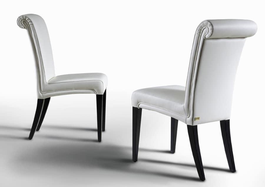 Sedie Per Sala Da Pranzo : Elegante sedia per sala da pranzo idfdesign