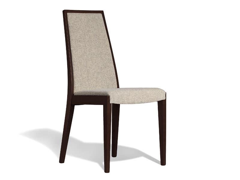 Eleganti sedie per ristoranti di classe idfdesign for Sedie per ristoranti