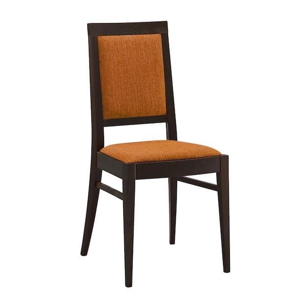 Sedie Conferenze Dwg: Lucky sedia s legno imbottita sala conferenze. Sedia su barra con seduta ...