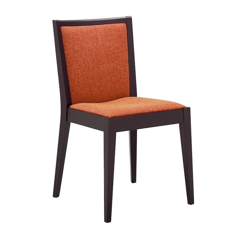 TOUCH sedia 8639S, Sedie pranzo seduta imbottita Sala conferenze - IDFdesign